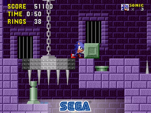 Sonic the Hedgehog™ Classic Screenshot