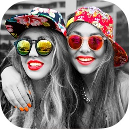 Color effects photo editor - Recolor black & white