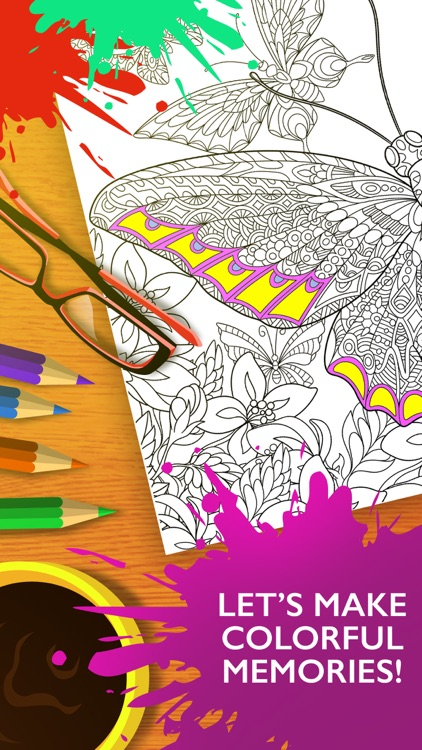 Coloring Book: Adult Coloring Book