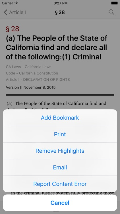 California Law (LawStack Series)