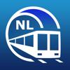 阿姆斯特丹地铁导游