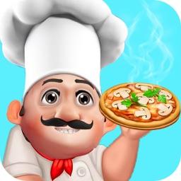 Fast Food Cafe - Master Kitchen