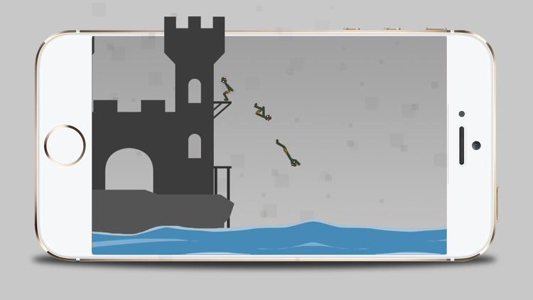 Stickman Flip Diving screenshot-4