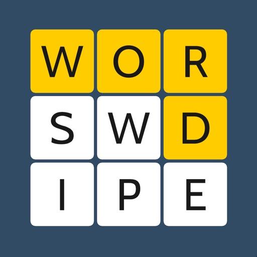 Word Swipe - Word Search Brain Training Games