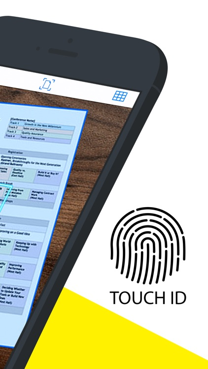 Scan to PDF Document Scanner - OCR Scannable Photo