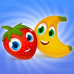 BANANAS: Animated Funny Cute Fruit Stickers