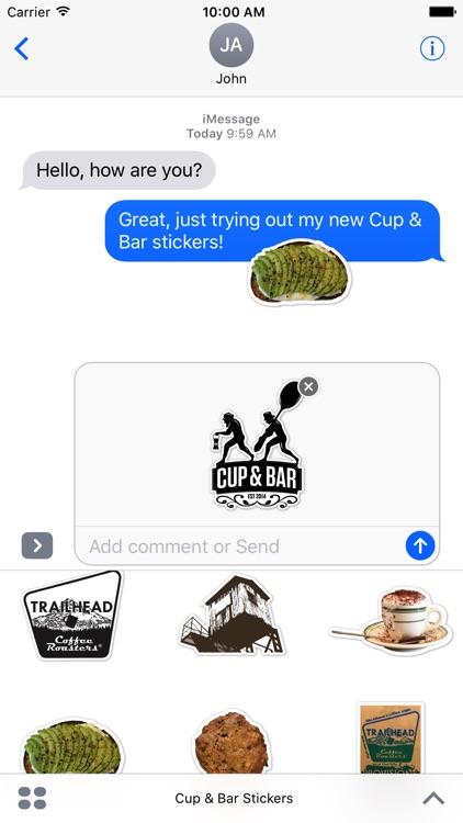 Cup & Bar screenshot-4