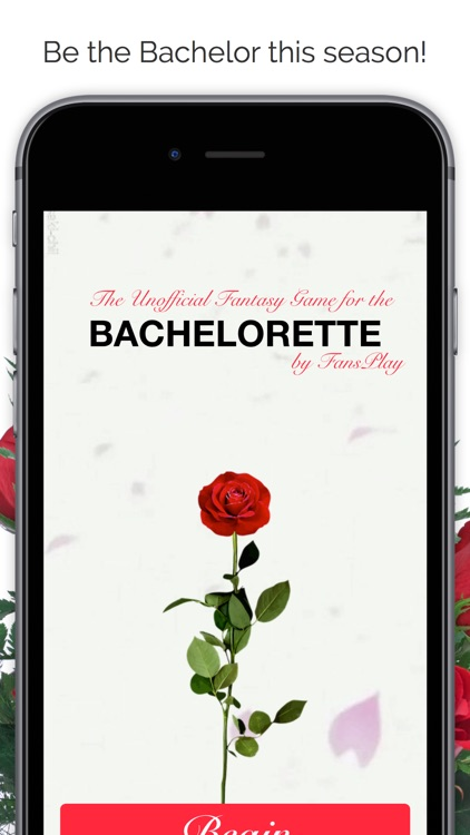 The Bachelor Fantasy Game