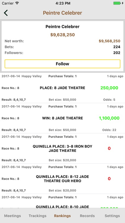 Win Horse Racing HK - Tips & Sim. Betting & Pools screenshot-3