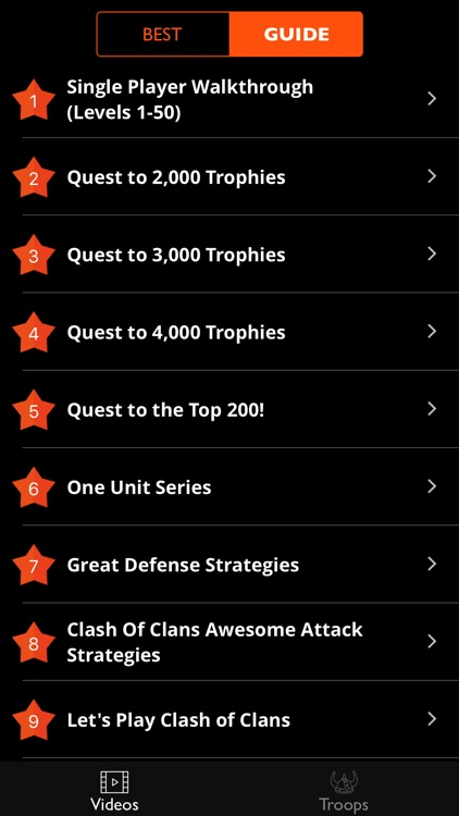 Gems Guide for Clash of Clans. screenshot-3