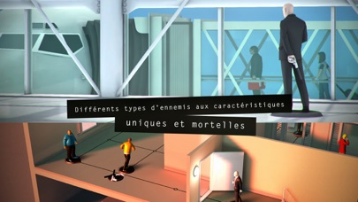 Screenshot #3 pour Hitman GO