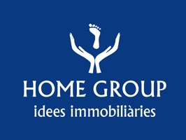 Stickers diseñados para Home Group Inmobiliaria