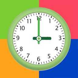 Telling Time - Photo Touch Game