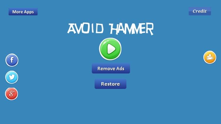 Avoid Hammer