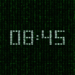 Hacker Clock - a clock for hackers and geeks