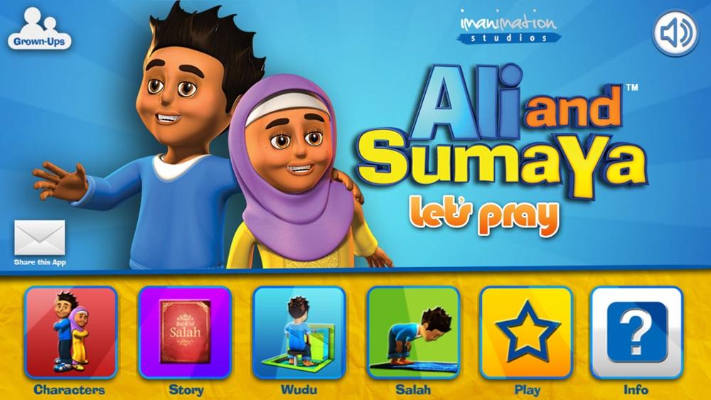 Ali and Sumaya: Let's Pray! Cheat Codes