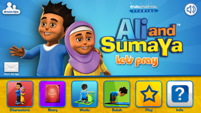 Ali and Sumaya: Let's Pray!