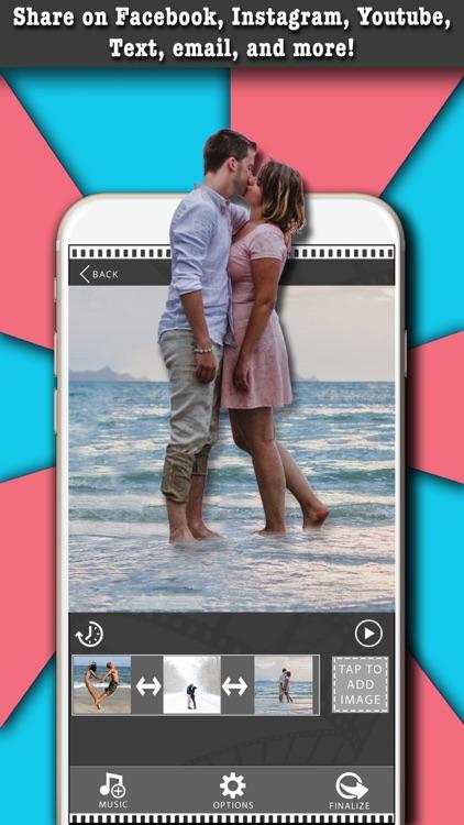 3D Slideshow Maker- Background Eraser & Photo Edit
