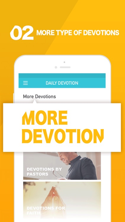 Daily Devotion - Share & Reminder screenshot-1