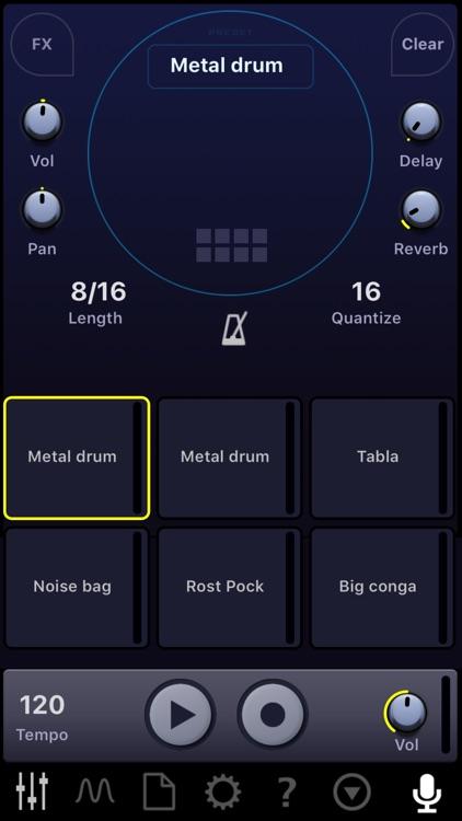 Impaktor - The drum synthesizer