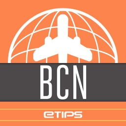 Barcelona Travel Guide and Offline City Map