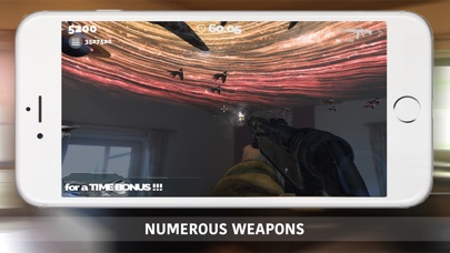 SpaceShooter - AugmentedReality PRO Screenshot 2