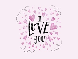 Get over 100+  love stickers for everyone to love