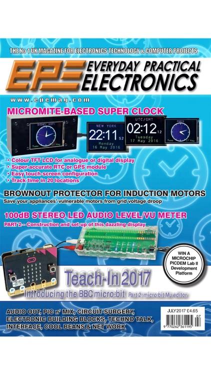 Everyday Practical Electronics Magazine