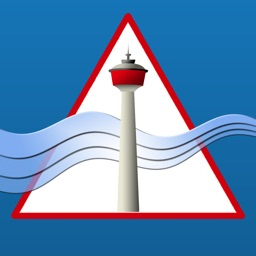 Calgary Wind Warning App