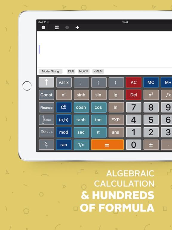 Calculator & Unit Converter Screenshots