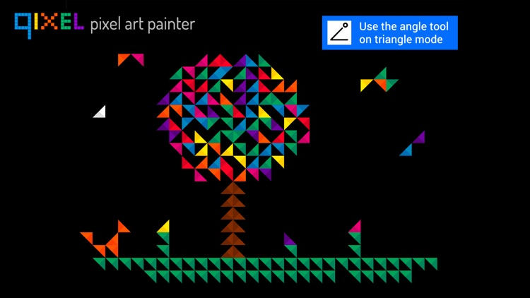 Qixel HD : Pixel Art Painter screenshot-2