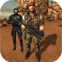 Commando Army Defense:Survive in Enemy Troops