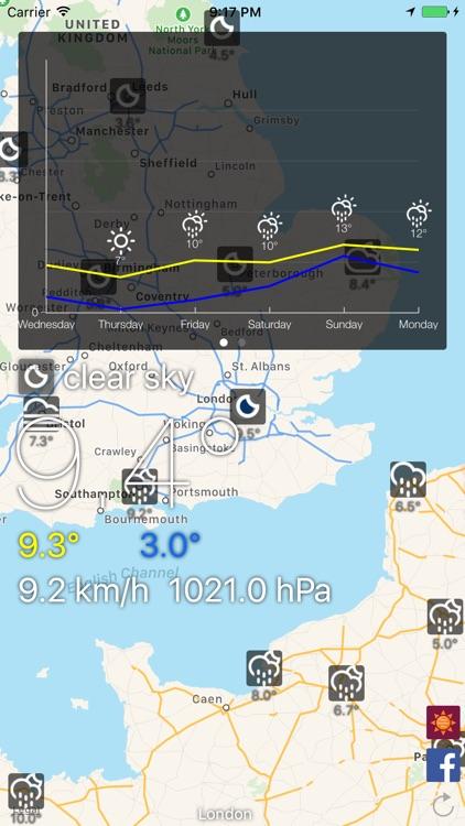 Alarm Weather Widget screenshot-3