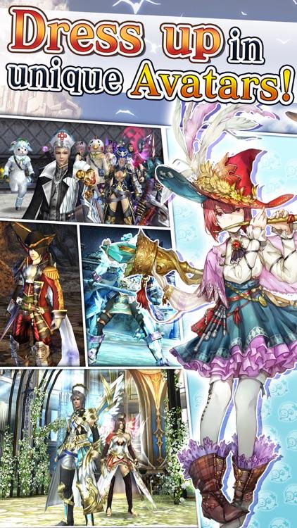 RPG AVABEL ONLINE screenshot-4