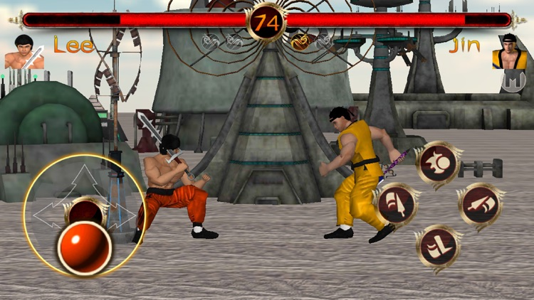 Terra Fighter 2 - Fighting Game screenshot-3