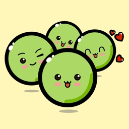 Paddy Pea - Stickers for iMessage