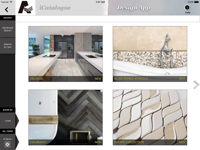 Arley evolution tile design on the app store for Tile layout app