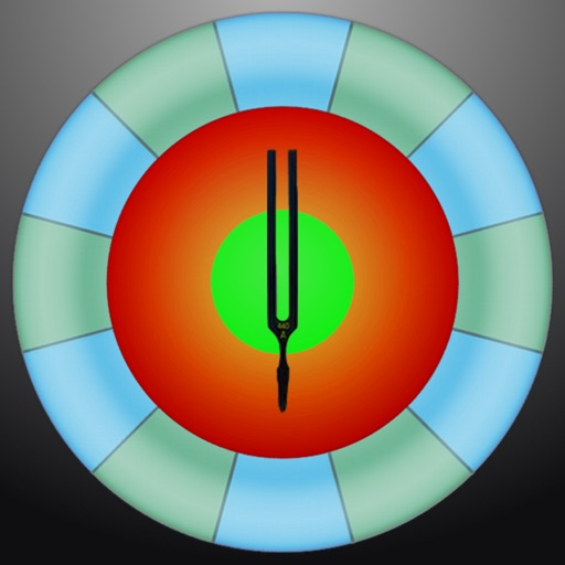 TonalEnergy Chromatic Tuner and Metronome app logo