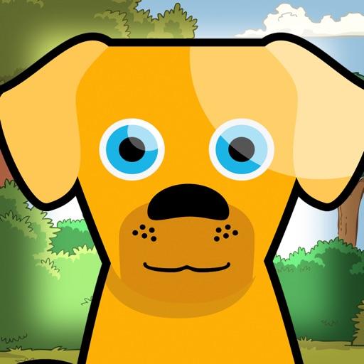 Детские игры: поймать собак