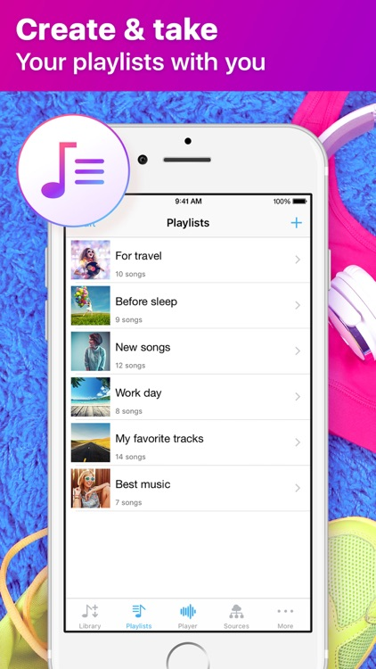 Music Now Offline Player