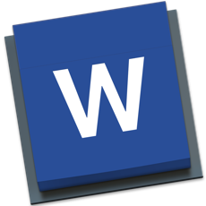 1Doc: Word Processor for Writer for mac