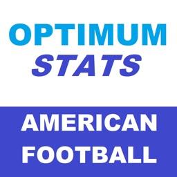 Optimum Stats : American Football Statistics
