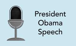Obama Speech Collection