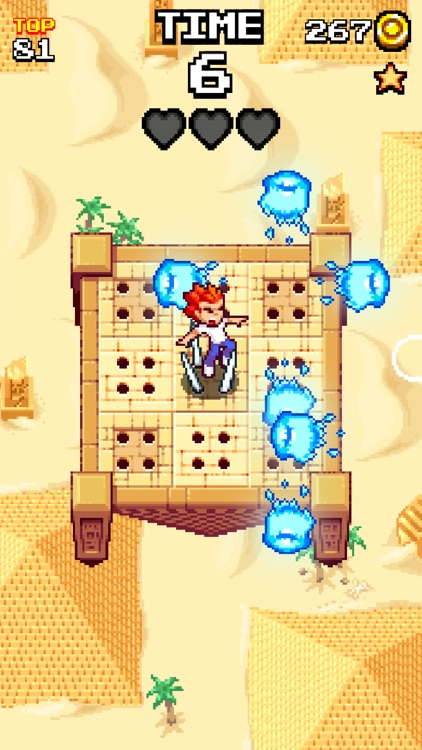 Pixel Dodgers screenshot-4