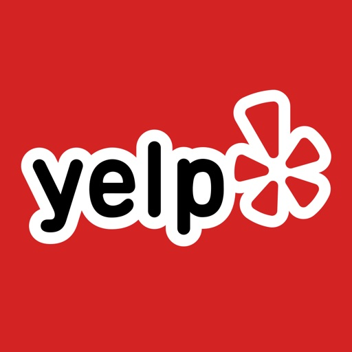 Yelp - Nearby Restaurants, Shopping & Services app logo