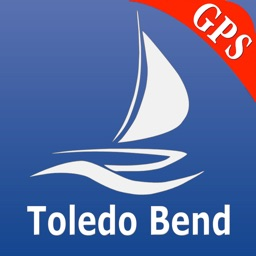 Toledo Bend GPS Nautical charts