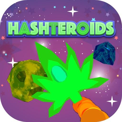 Hashteroids Game