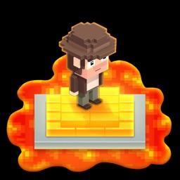 The Floor is Lava - Jumper