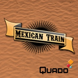 Quado Mexican Train Dominoes