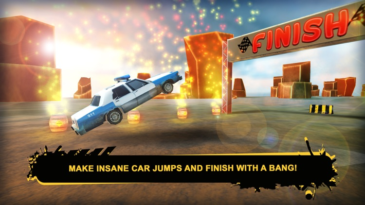 Extreme Car Challenge 3D: Stunts Simulator